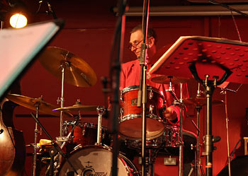 Coach York - Mike Westbrook Big Band - Rossini Re-loaded - - Photo: Frank Eichler