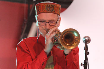 Dave Holdsworth - Mike Westbrook Big Band - Rossini Re-loaded - - Photo: Frank Eichler